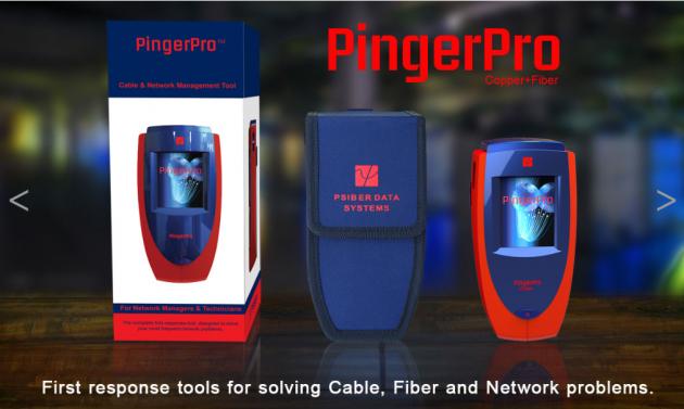 PingerPro 網路纜線綜合測試器 2