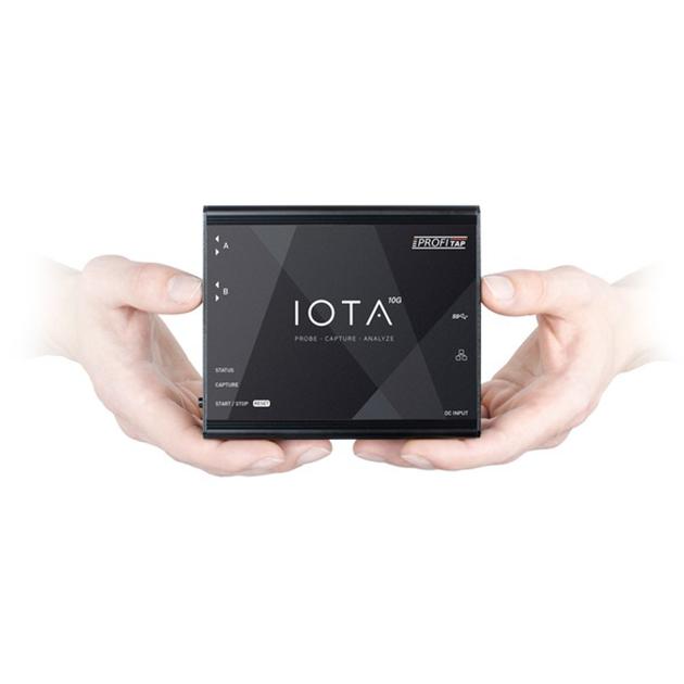 ProfiTAP IOTA 1G 10G可攜式網路側錄與流量分析儀 5