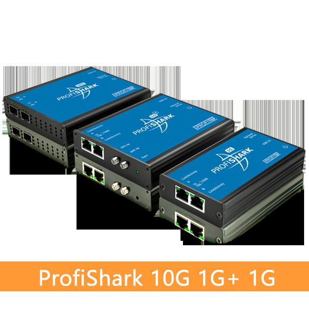 ProfiShark 1G 10G 口袋型側錄式Network TAP 4