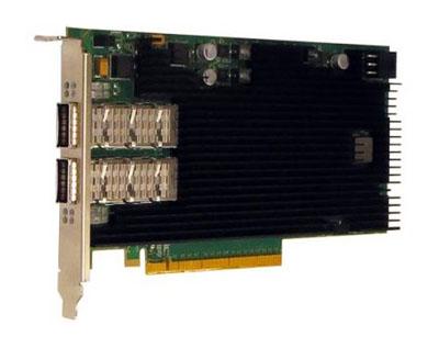 Silicom內容感知分流伺服器卡<br/>PE3100G2DQIR 2
