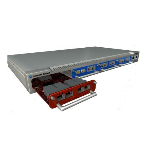 SmartNA-X 模組式 1/10G 網路流量複製分流器 3